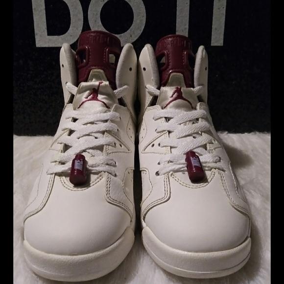 db33e93f1916 Jordan Other - AIR JORDAN RETRO 6 MAROON 6.5Y